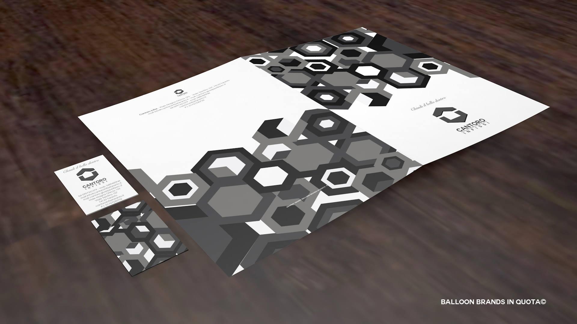 Cartelline e schede prodotto