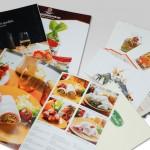 Depliant, cataloghi, Brochures